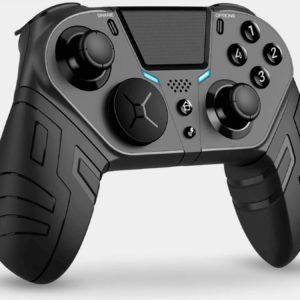 Joystick BT Para Sony Ps4 – Botones Traseros y Frente intercambiable